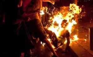 Bhopal Scorching Fire