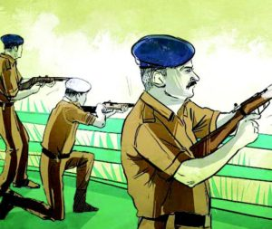 Delhi Police Encounter