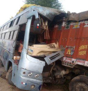 Madhya Pradesh Road Mishap