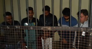 Bhopal Spa Raid