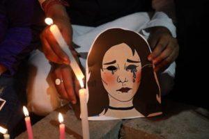 Uttar Pradesh Rape victim Burn