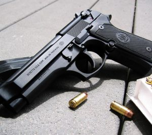 Bhopal Gun Shot