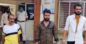 Bhopal Dacoit Planing Bust News