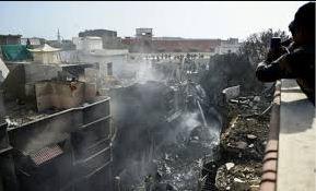 Karachi Plane Crash
