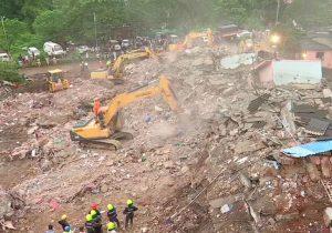 Raigarh Building Collapse