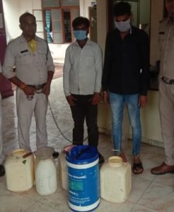 Bhopal Stolen Case