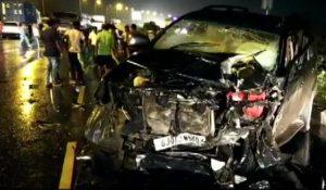 Kheda Accident