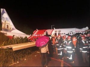 Kozhikode plane crash
