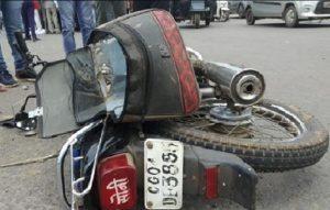 Raipur Accident