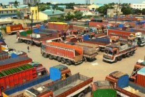 Transporters Strike MP