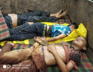 Narsinghpur Accident