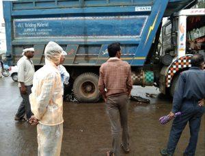 Bhopal Road Mishap