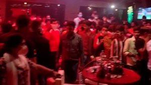 K2 Club & Lounge Raid