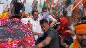 Kamalnath in Gwalior