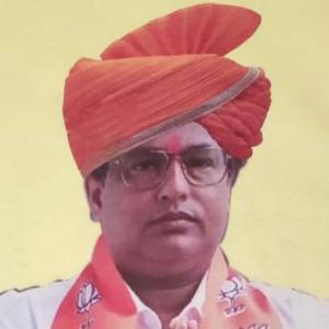 BJP Leader Shot Killing