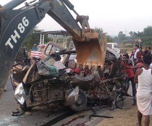 Dhanbad Accident