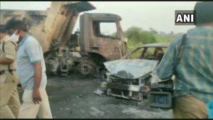Kadapa Accident