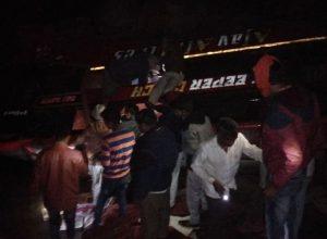 Jhabua Bus Accident