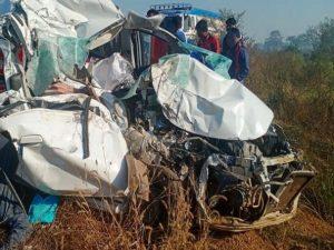 Dhamtari Accident