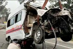 Bhadohi Accident