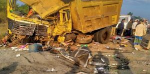 Dharwad Accident