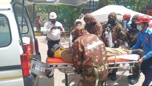 Bhopal NDRF Drill News