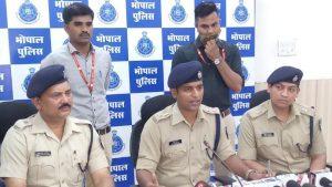 Bhopal Cyber Crime News