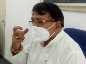 Former Minister PC Sharma