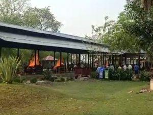Bhopal Crematorium News