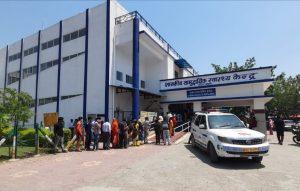 Bhopal Lock Down News