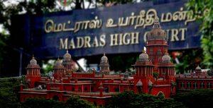 Madras High Court News